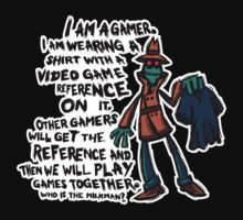 The Gamer Conspiracy by Jazaaboo