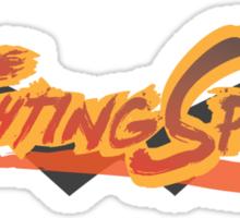 FIGHTING SPIRIT! Sticker