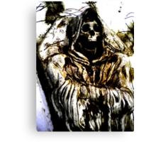 Doom Canvas Print