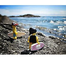 Surf's Up! (1 of 3) Photographic Print