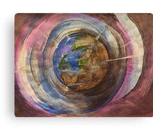 A Reclaimed World Canvas Print