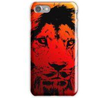 Incandescent Lion iPhone Case/Skin