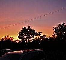 sunset by ClaudineAvalos