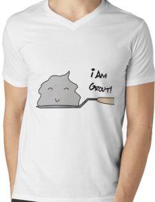 I Am Grout! - Guardians Of The Galaxy (Kinda) Mens V-Neck T-Shirt