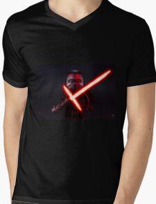 Kylo Ren Mens V-Neck T-Shirt