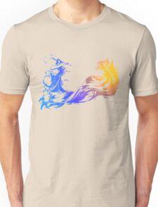 Final Fantasy 10 logo X Unisex T-Shirt