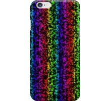 Rainbow Bar - Cubism iPhone Case/Skin