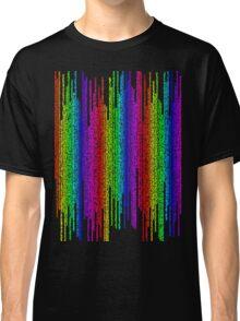 Rainbow Bar - Cubism Classic T-Shirt