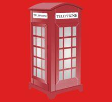 Telephone Kids Tee