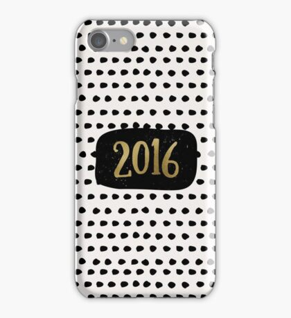 2016 iPhone Case/Skin