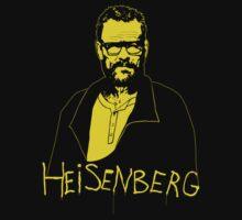 52 Walter White / Heisenberg - Graffiti by Théo Proupain