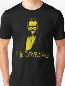 52 Walter White / Heisenberg - Graffiti Unisex T-Shirt