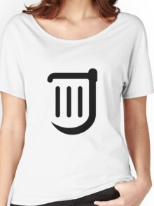 FFXIV Bard Job Class Icon Women's Relaxed Fit T-Shirt