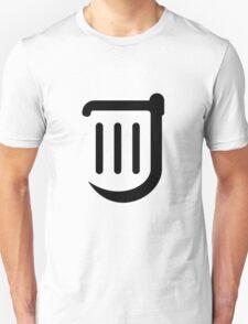 FFXIV Bard Job Class Icon Unisex T-Shirt