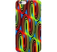 Colored Oil iPhone Case/Skin
