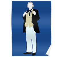 The First Doctor - Doctor Who - William Hartnell (Alt. Version) Poster