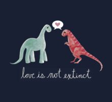 Love Is Not Extinct One Piece - Long Sleeve
