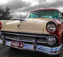 Classic Car by Andrew Dodds
