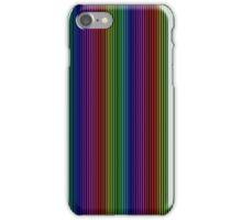 Rainbow Bar iPhone Case/Skin