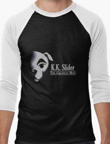 K.K. Slider Album Men's Baseball ¾ T-Shirt