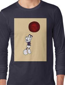 THE CONSTRUCTUS CORPORATION THE ZIGGURAT Long Sleeve T-Shirt