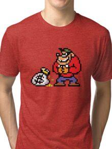 BEAGLE BOY Tri-blend T-Shirt