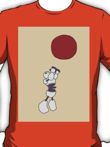 THE CONSTRUCTUS CORPORATION THE ZIGGURAT PLAIN T-Shirt
