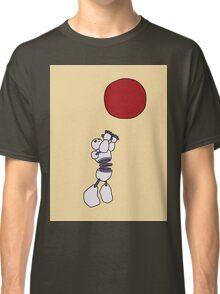 THE CONSTRUCTUS CORPORATION THE ZIGGURAT PLAIN Classic T-Shirt