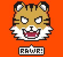 Pixel Tiger Kids Clothes
