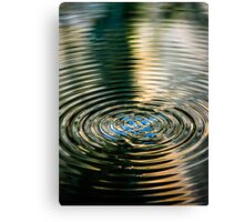 Colorful Waves Canvas Print