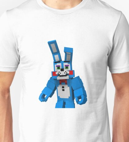 Five Nights At Freddy's - Minecraft Bonny Unisex T-Shirt