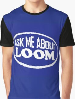 Monkey Island - Ask me about Loom Graphic T-Shirt