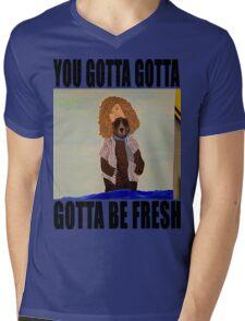 Workaholics Blake/Bear Mens V-Neck T-Shirt