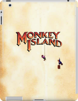 Monkey Island - Treasure found! by Rastaman