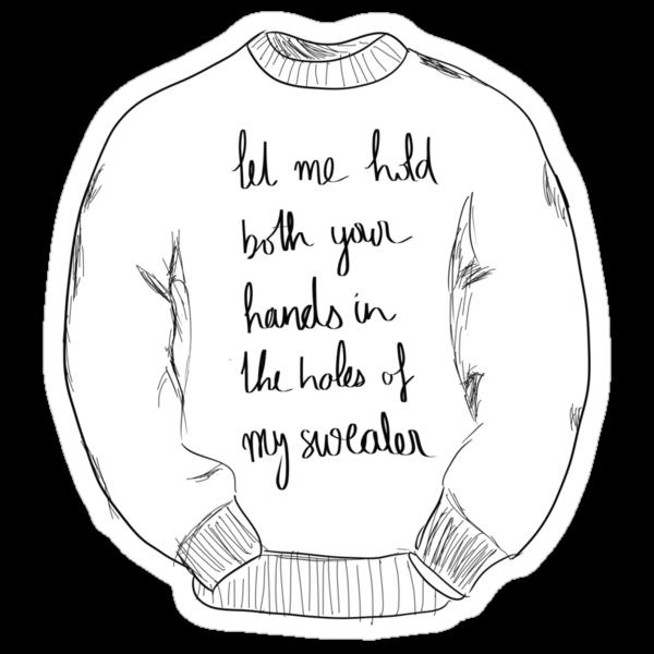 sweater weather – Black by Sam Asselman
