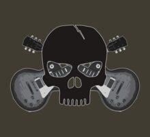 Guitar player by Andreas  Berheide
