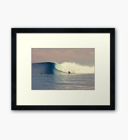 Del Moro Framed Print