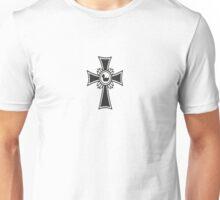 The Iron Duck Cross VRS2 Unisex T-Shirt