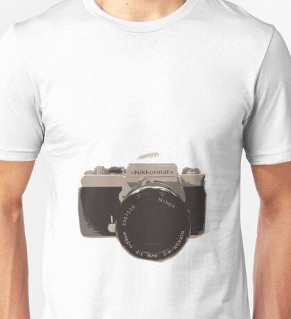 35mm vintage camera Unisex T-Shirt