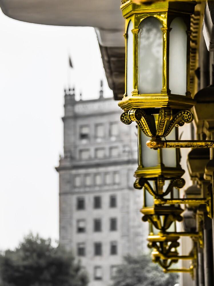 Golden Lantern by Sotiris Filippou