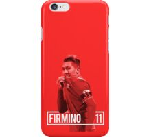 Roberto Firmino 11 iPhone Case/Skin