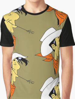 luckyluke Graphic T-Shirt