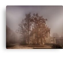 Foggy Dream Canvas Print