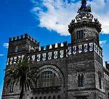 Castle of the three Dragons by Sotiris Filippou