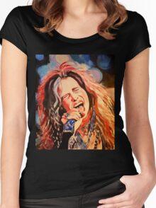 Steven  Women's Fitted Scoop T-Shirt
