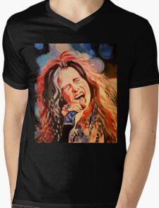 Steven  Mens V-Neck T-Shirt