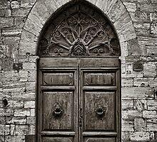 San Gimignano by dgt0011