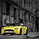 The new Aston Martin V12 Vantage S by M-Pics