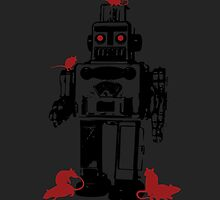 Robots and Nature by overseercorp