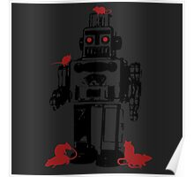 Robots and Nature Poster